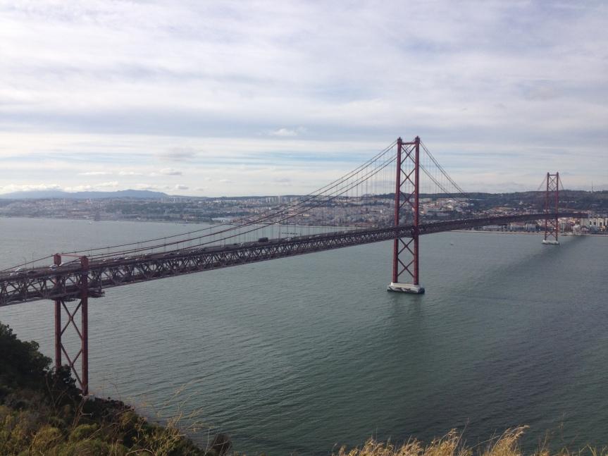 A melhor vista de Lisboa… da Margem Sul doTejo