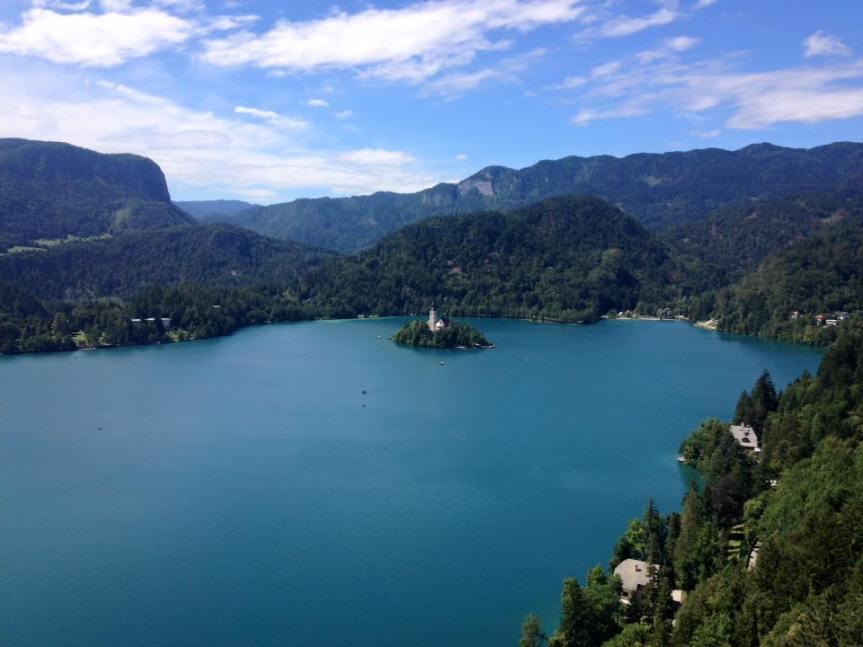 Viagem Eslovénia Bled