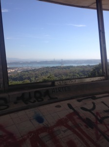 Vista de Lisboa - Panorâmico de Monsanto