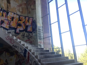 Escadaria Panorâmico de Monsanto