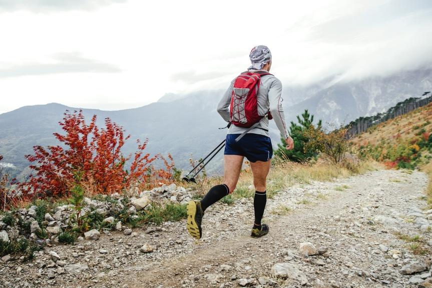 Num Trail há runners de todos ostipos