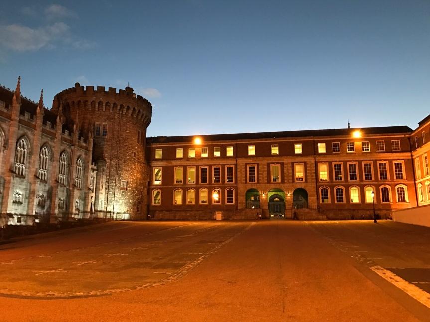 Dubin Castle - Castelo de Dublin