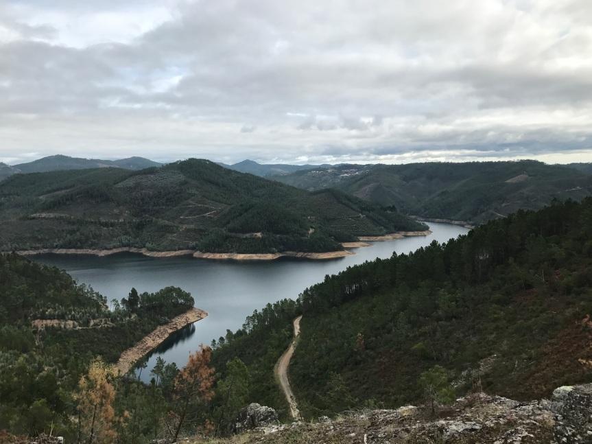 Pelo Céu e pelo Inferno… só no Trail doZêzere