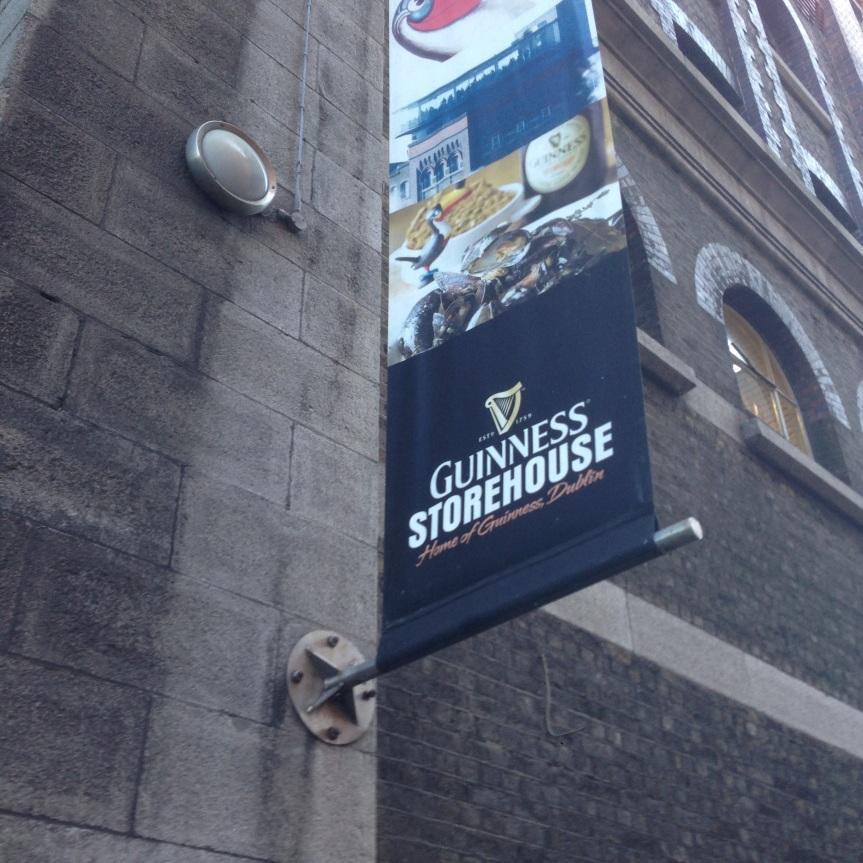 Guiness Storehouse - Dublin