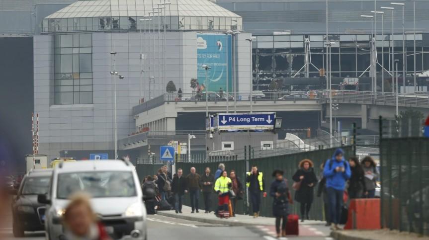 Atentado no Aeroporto de Bruxelas
