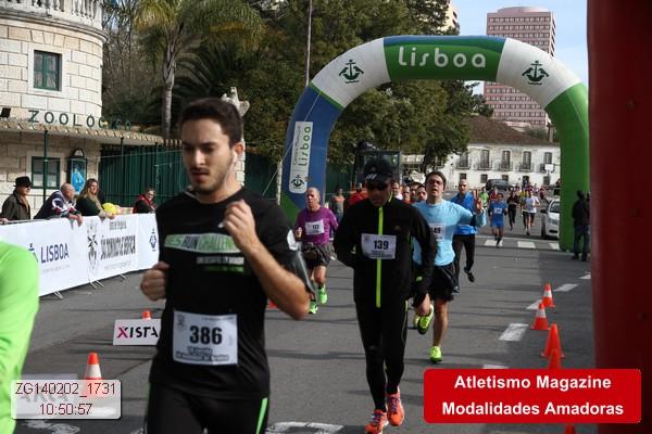 Corrida São Domingos de Benfica 2014 | Foto: Atletismo Magazine Modalidades Amadoras