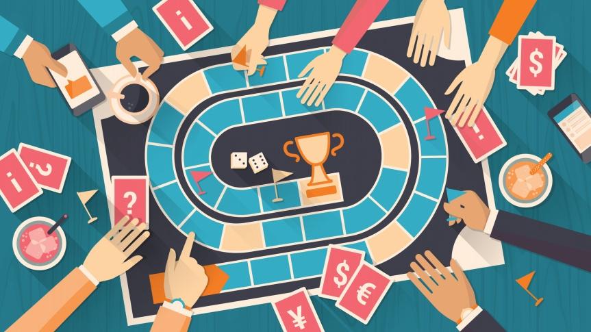 Amigos e Jogos de Tabuleiro – Relaçõesperfeitas