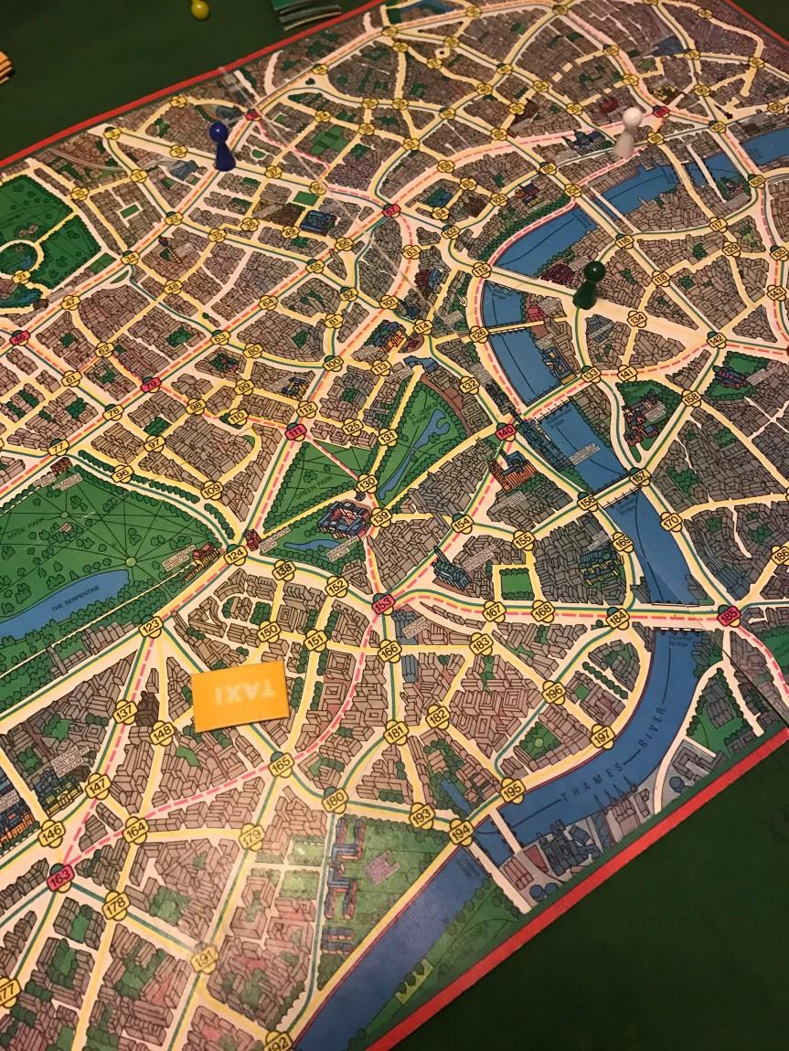 Scotland Yard | Procura o Mister X nas ruas de Londres
