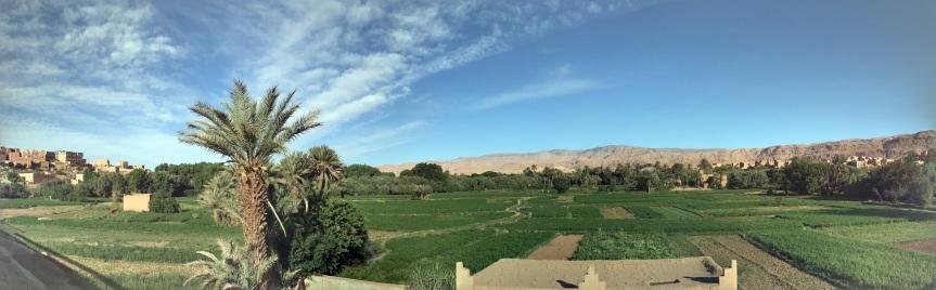 Oásis de Tinghir, Ouarzazate, Marrocos