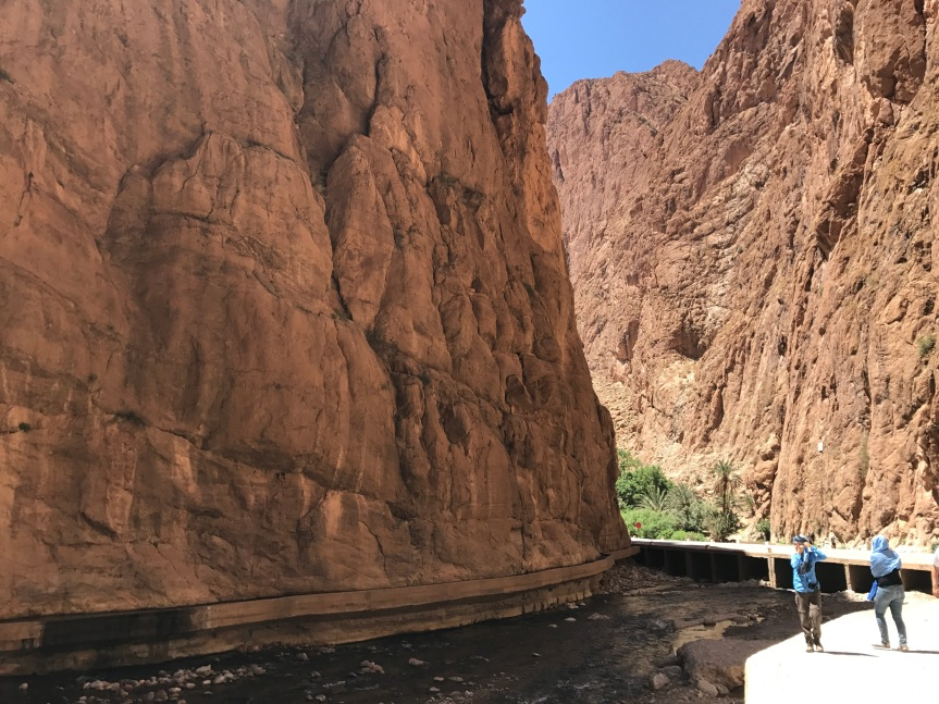 Gargantas do Todra (Todgha Gorges), Tinghir, Marrocos