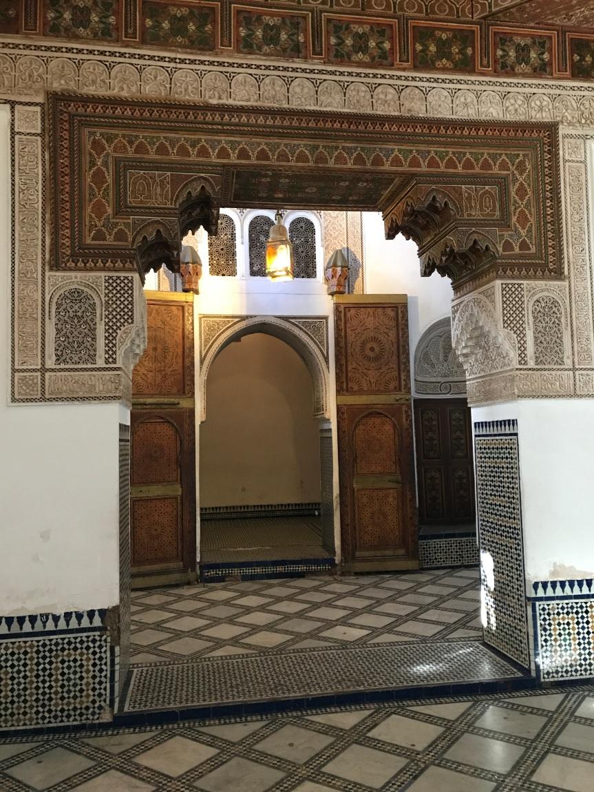 Palácio Bahia, Marrakech