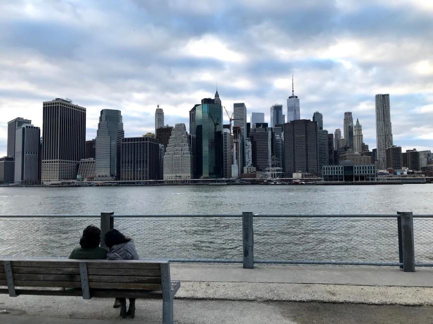 Como eu e Nova Iorque nosconhecemos