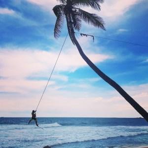 Dalawella Beach, junto a Dream Cabana | Sri Lanka
