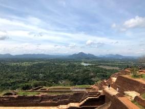 Topo de Sigiriya