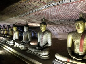 Templo das Caves | Dambulla