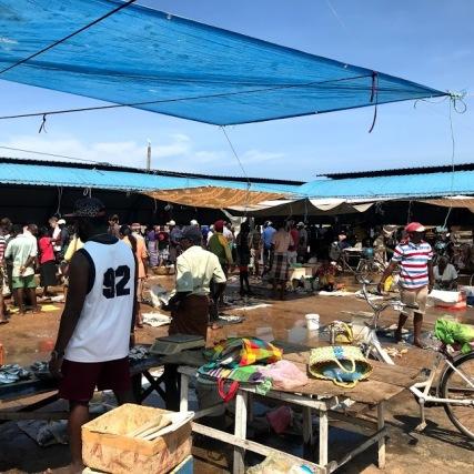 Mercado de Peixe de Negombo