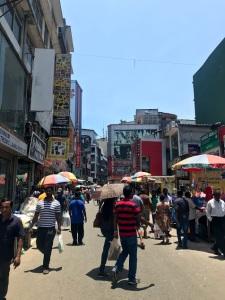 Centro do Comércio em Colombo