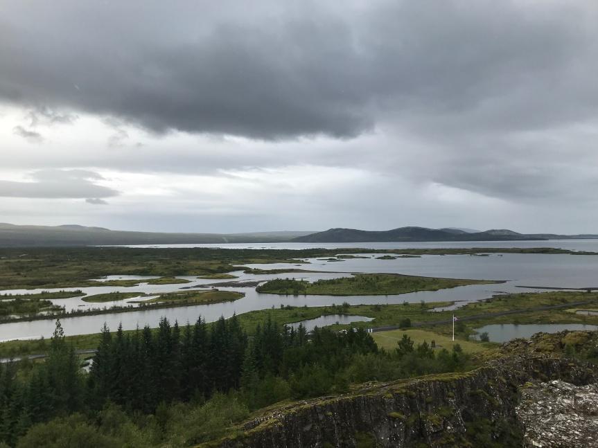 Parque Nacional de Thingvellir - Þingvellir